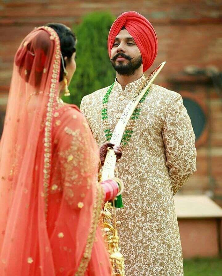 Sirrrrraaaa Karati Punjabi Bride Wedding Sikh S