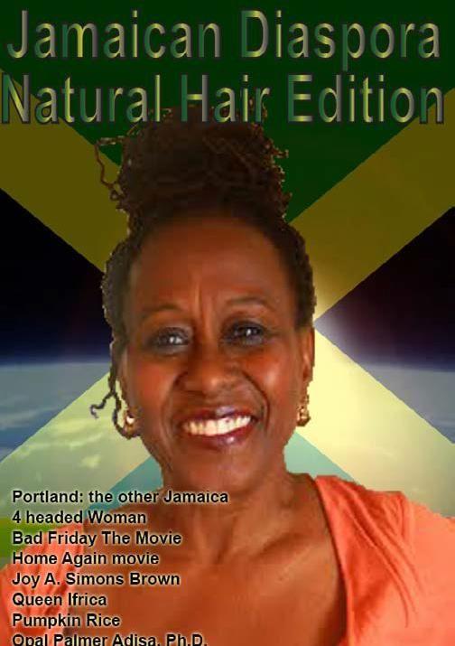 Natural Hair Edition Things Jamaican Natural Hair Styles