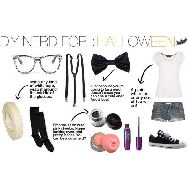 Imagen relacionada  sc 1 st  Pinterest : cute nerd costumes for halloween  - Germanpascual.Com
