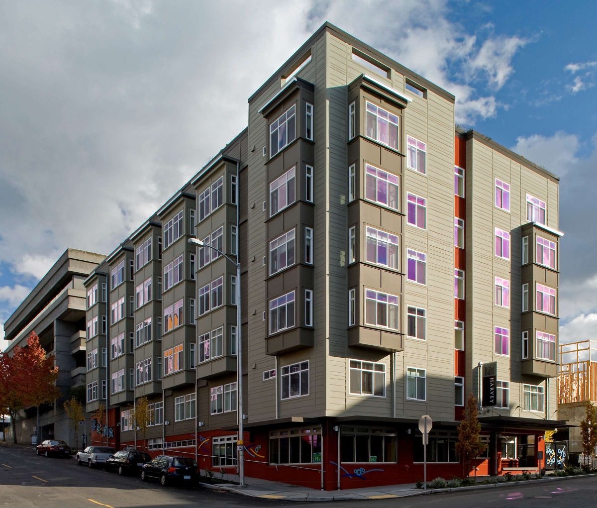 Bart Harvey 430 Minor Ave N Seattle, WA 98109 Independent