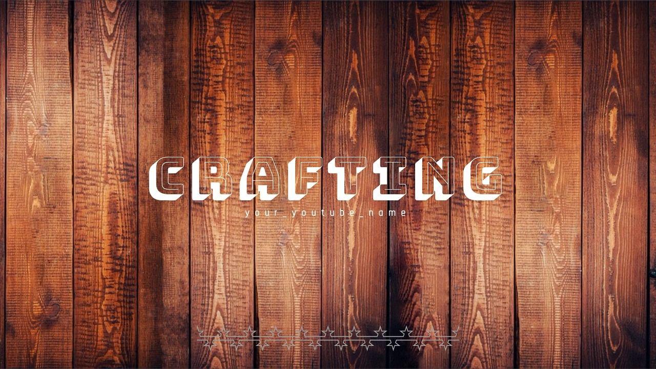 YOUTUBE CHANNEL ART TEMPLATE Wood floor texture