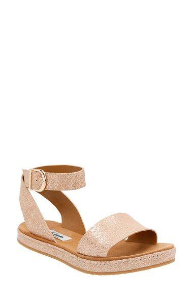 cfbcb661c Clarks®  Romantic Moon  Ankle Strap Sandal (Women)