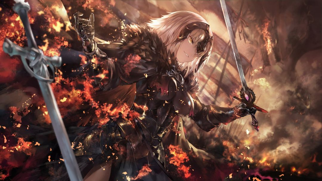 Android Iphone Desktop Wallpapers 1080p 4k 5k 54181 Wallpapers Hdwallpapers Androidwallpapers Outdoors Oran Joan Of Arc Fate Anime Jeanne Alter