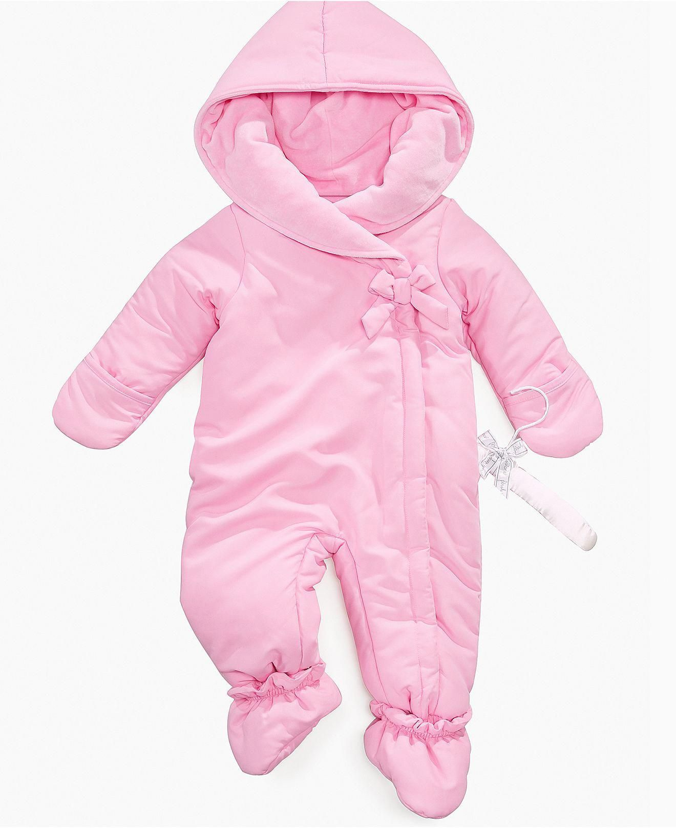 9db9afe58331 First Impressions Baby Boys or Baby Girls Fleece Hooded Jacket