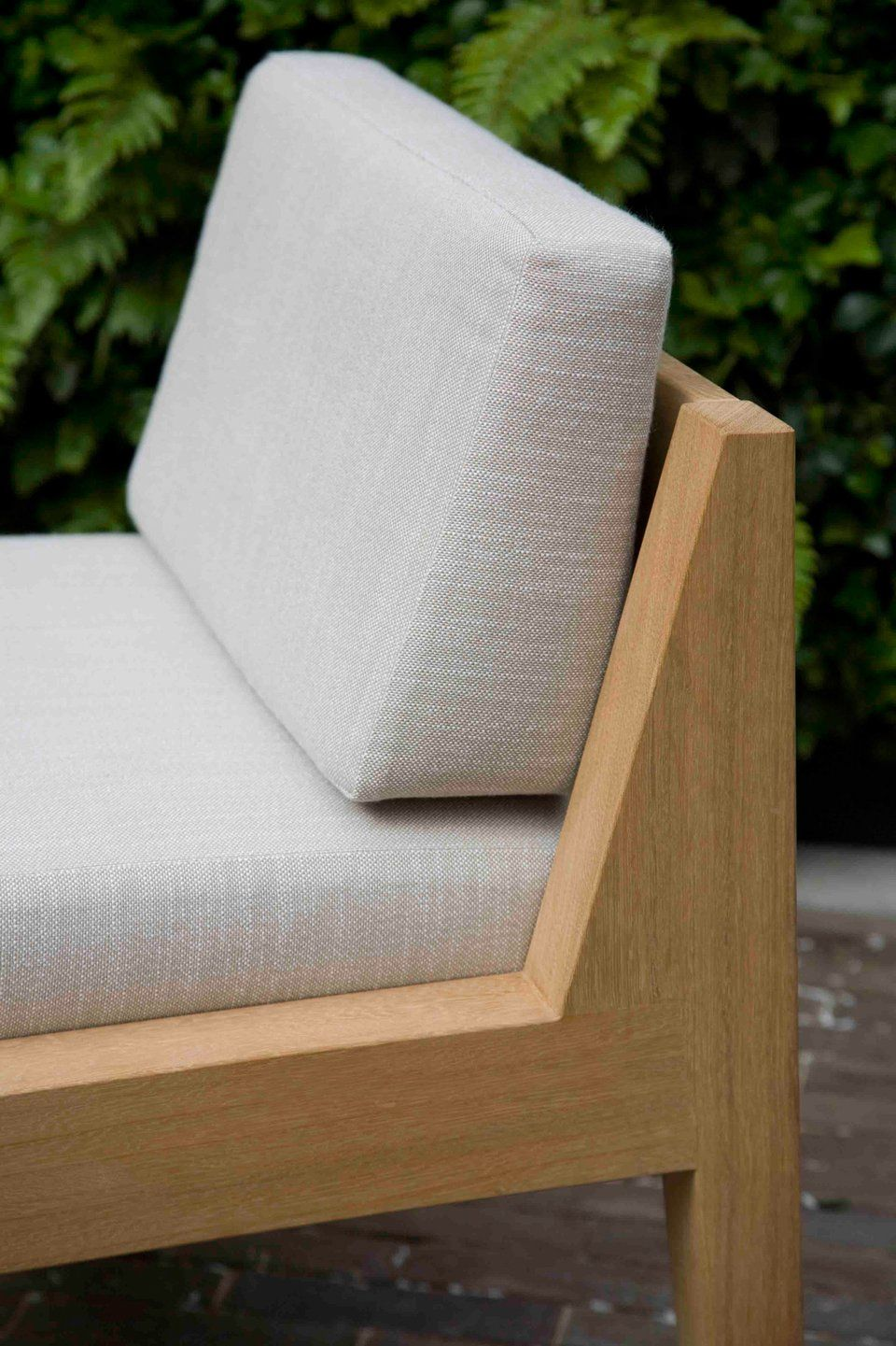 The Smith Collection's distinctive joint detail Wooden