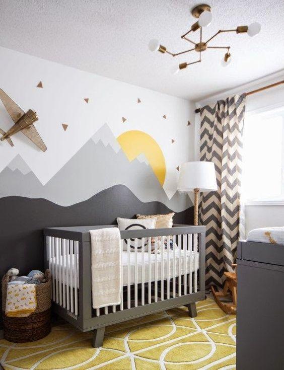 Du suchst eine Inspiration für das Baby- oder Kinderzimmer? Hier