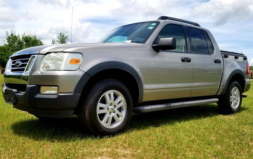 2008 Ford Explorer Sport Trac JET AUTO SALES INC 3651