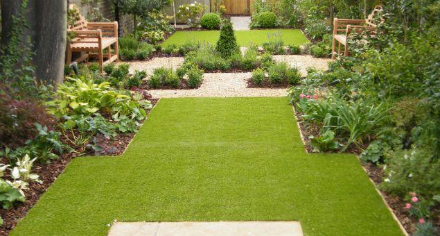 Great Expectations Modern Garden Landscaping Outdoor Gardens Design Small Narrow Garden Ideas