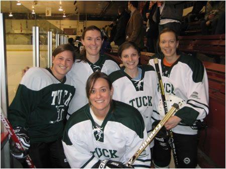 Tuck Women's Hockey