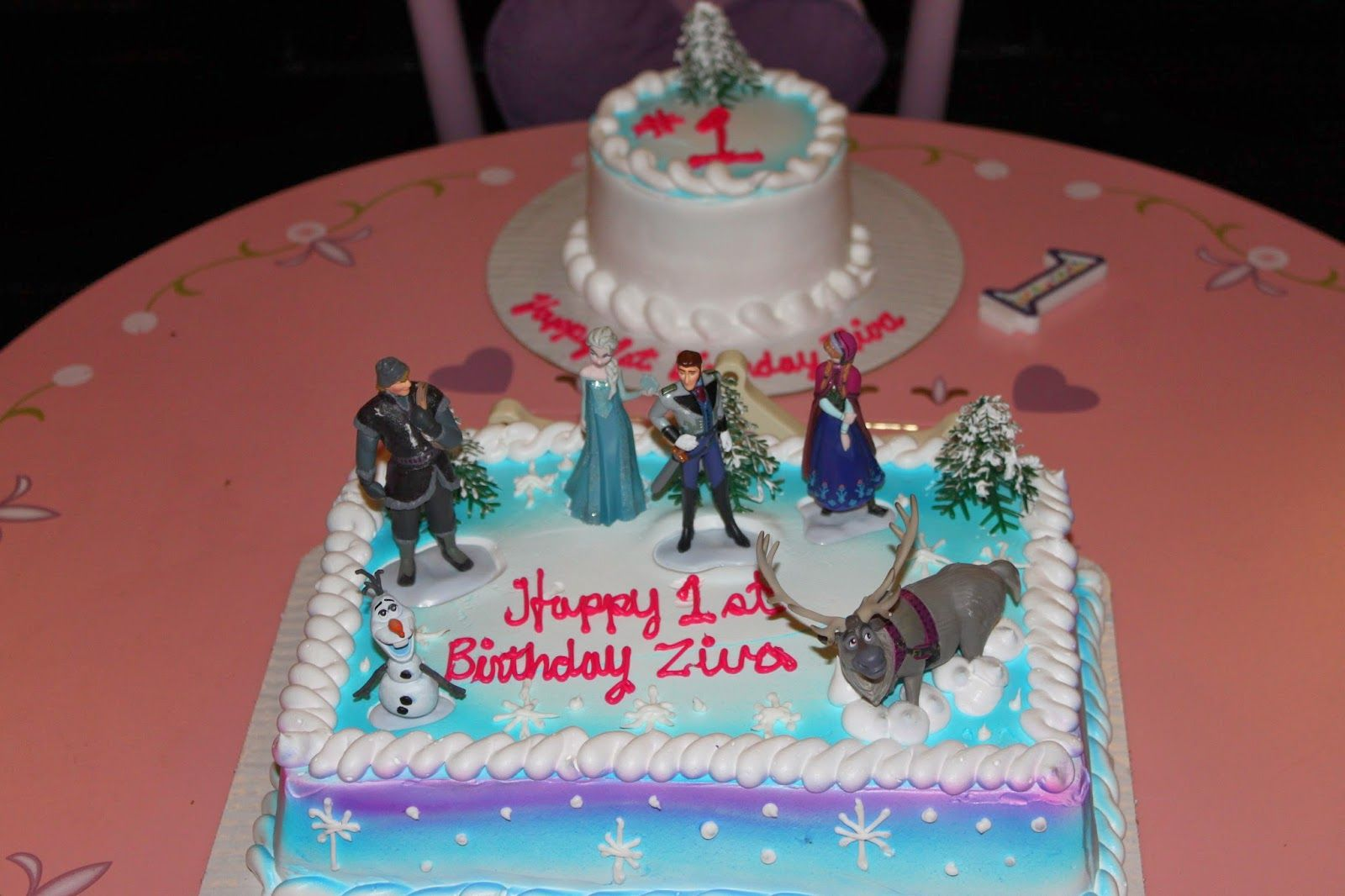 Birthday Cake Ideas Frozen ~ Disney's frozen cake ideas frozen cake ideas frozen party cakes