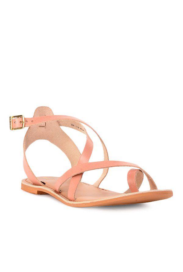 f7bb4d29738 Madden Girl Celina Peach Toe Ring Sandals