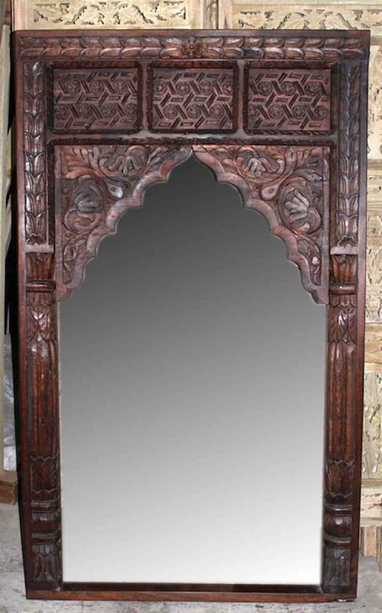 Jarookha Indian Mirror 2mx1m | Furniture Australia | Shikara Design