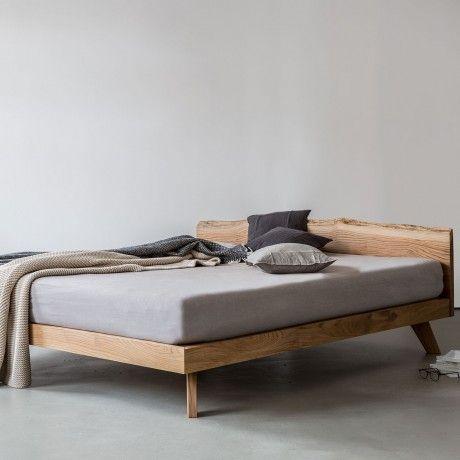 Oak Bed By Nutsandwoods Designed In Germany Monoqi Oak Beds Furniture Bed