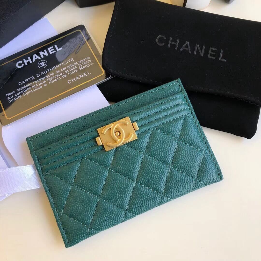 0b357967473 Chanel Coco Bags for Sale  Chanel Boy Chanel Card Holder 100% Authentic 80%  Off