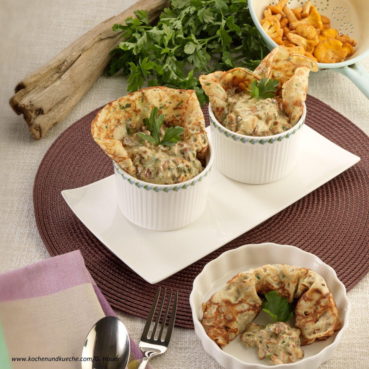 Eierschwammerl Rezepte | Pfifferling Rezepte | Kochen und Küche ...