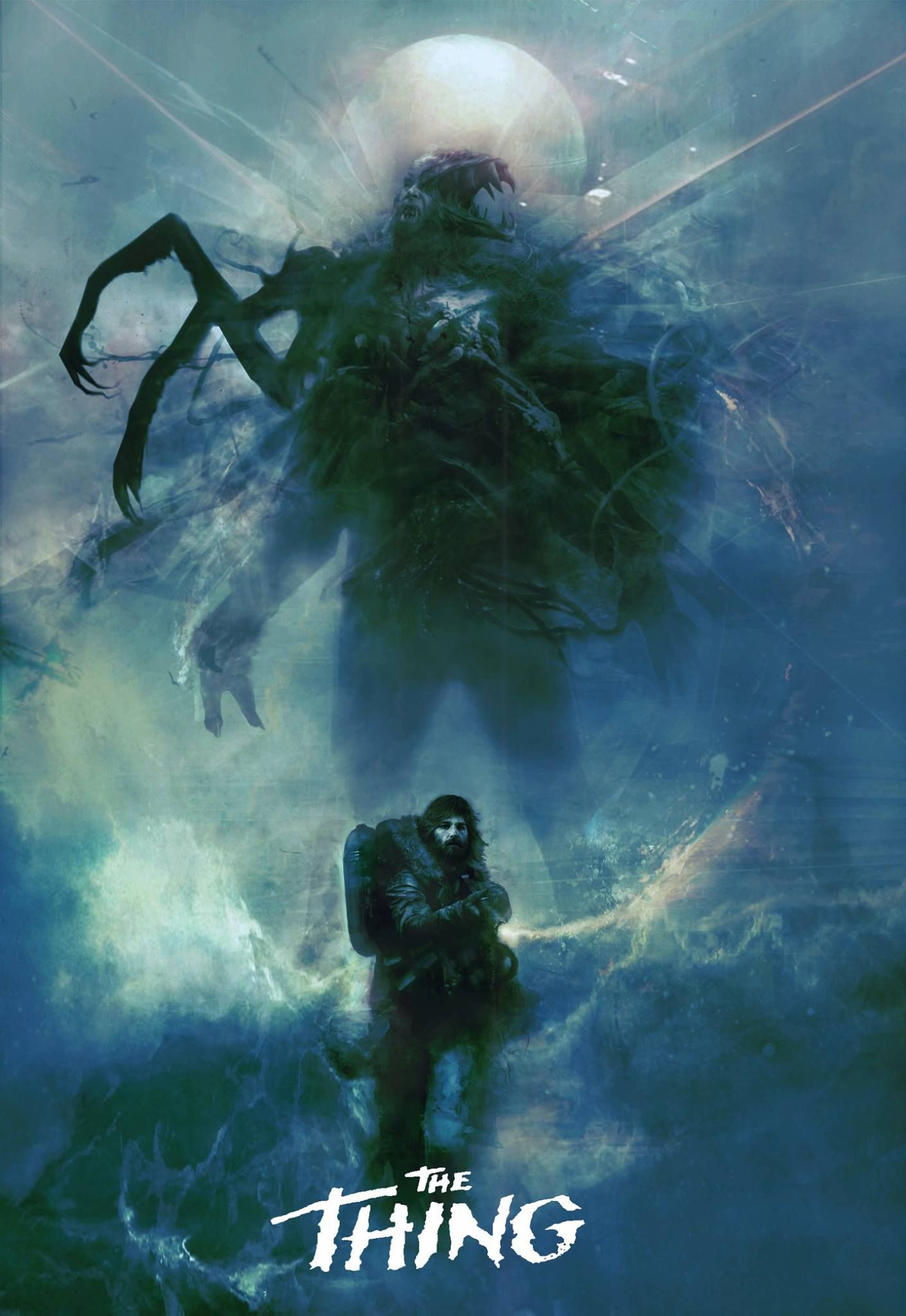 Christopher Shy Poster A Coisa Posters De Filmes