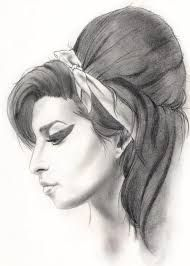 Image Result For Girl Drawings Tumblr Easy Amy Amy Winehouse