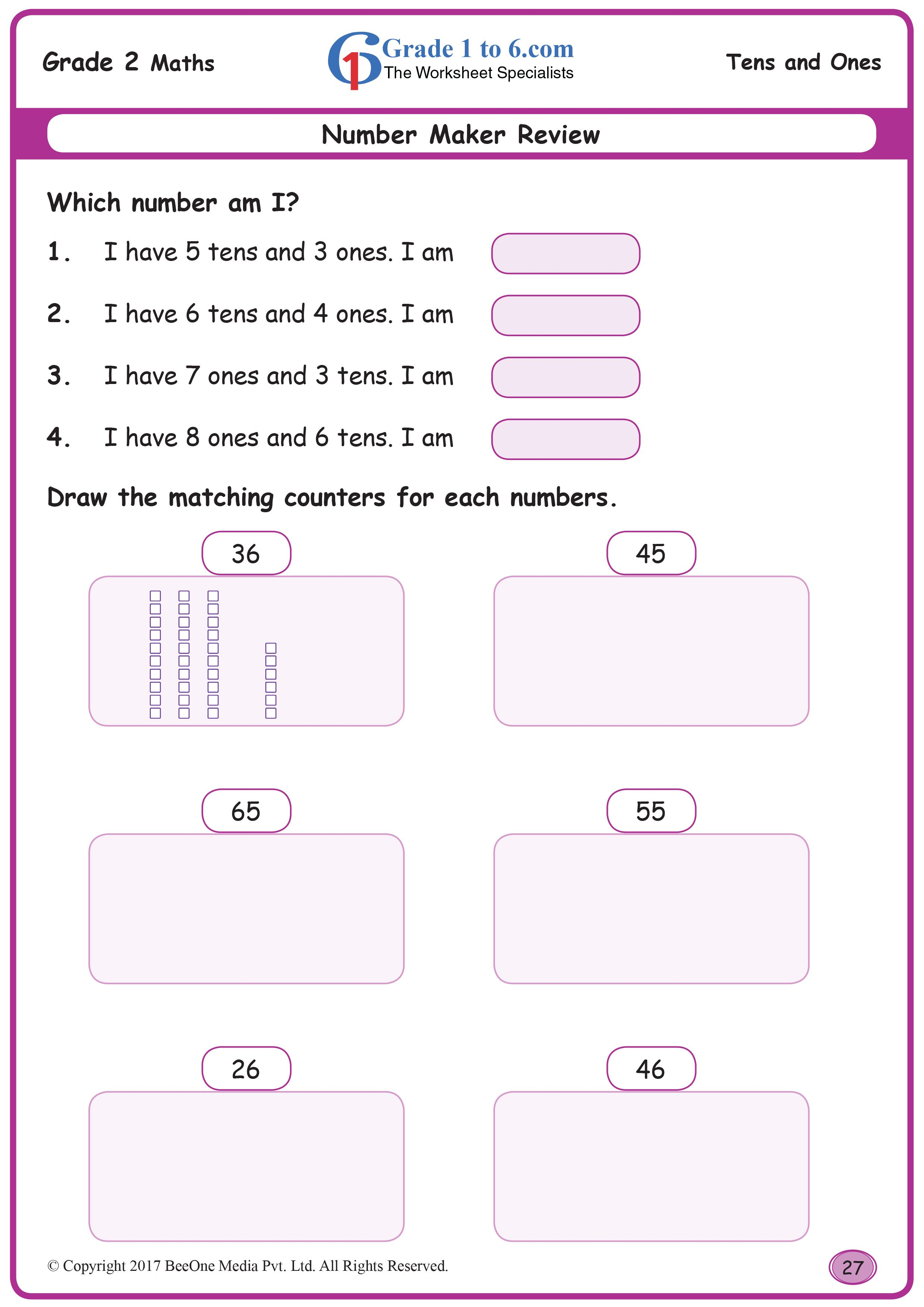 Numbermaker Buy The Entire E Workbook Of 300 Plus Pages