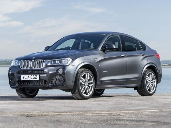 Honey I Shrunk The X6 Bmw X4 In Showrooms Now Bmw X4 Suv New Bmw