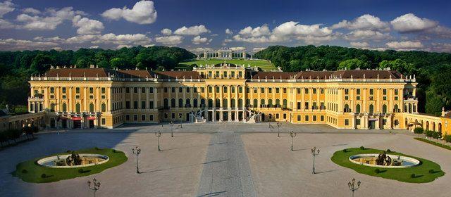 Schloss Schonbrunn Schloss Schonbrunn Schonbrunn Schonbrunn Wien