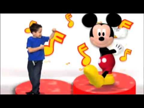 Mickey Mouse Clubhouse - Hot Dog Christmas Dance - Disney Junior ...
