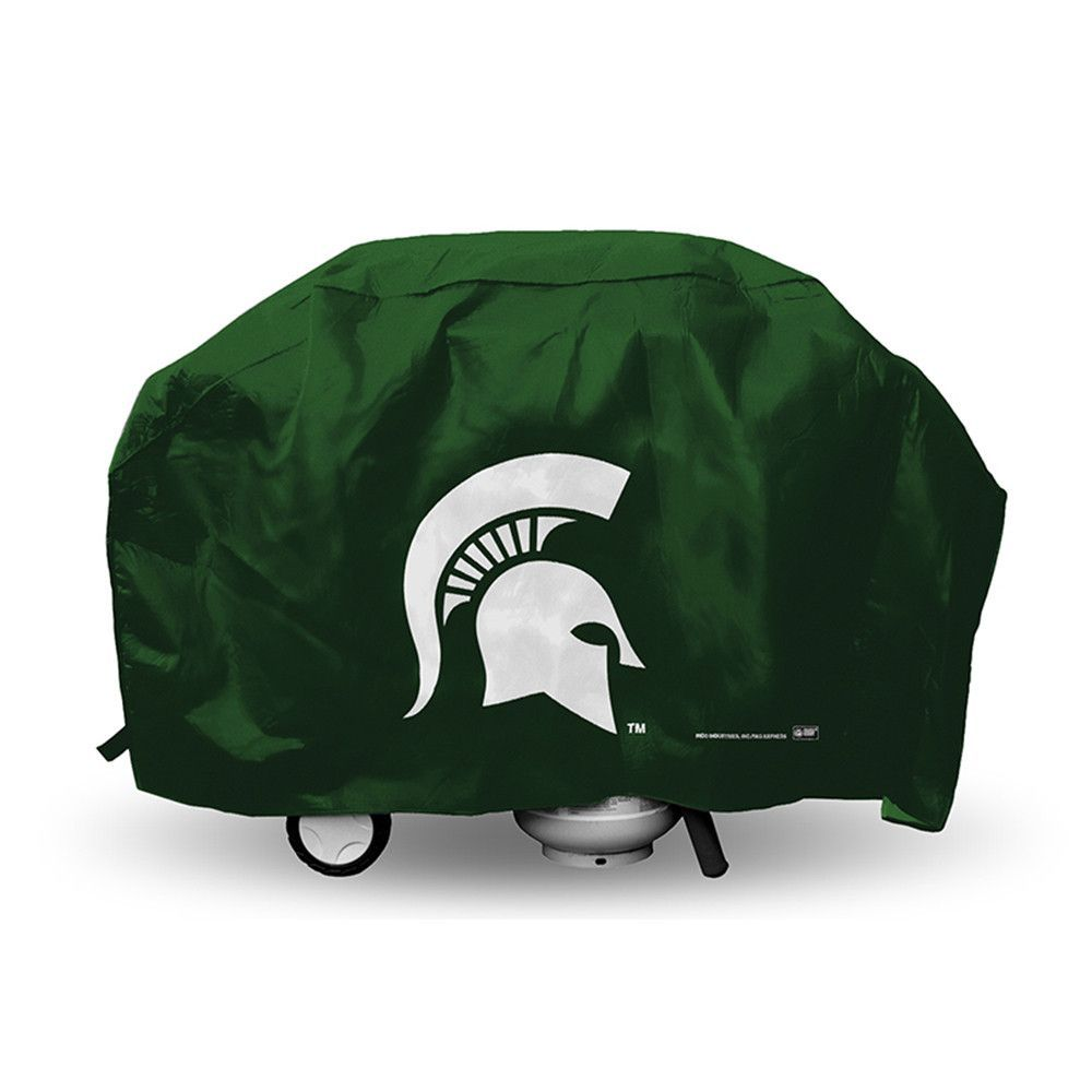 Michigan State Spartans NCAA Economy Barbeque Grill Cover