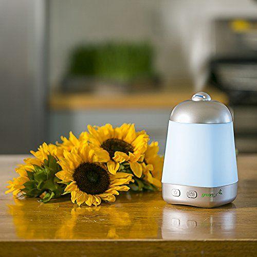 Greenair Spa Vapor+, Oil Diffuser Advanced Wellnss Instant Healthful Mist Therapy. Cheaper diffuser!