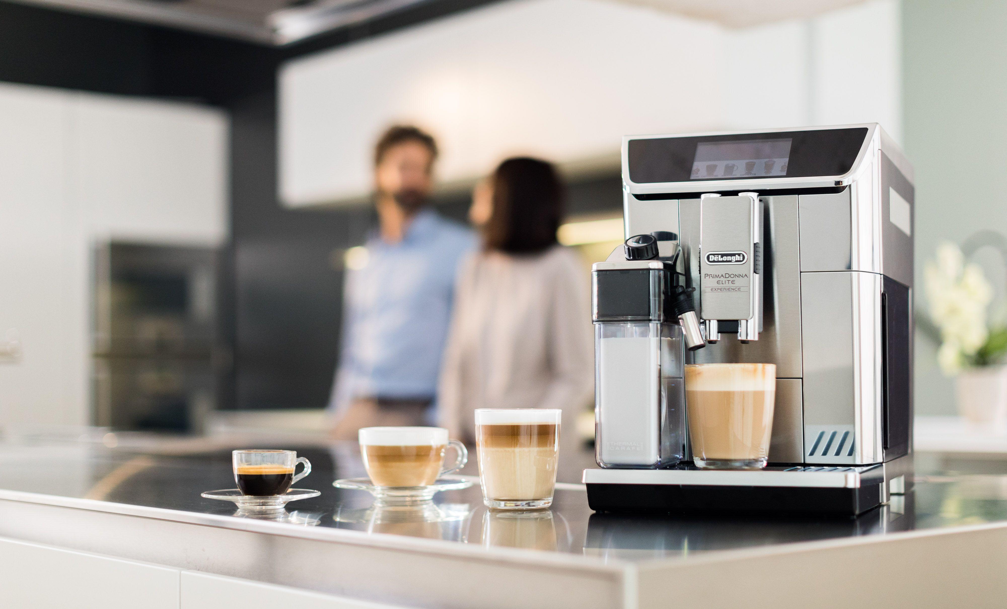 Delonghi Primadonna Elite Coffee Machine Coffee Maker
