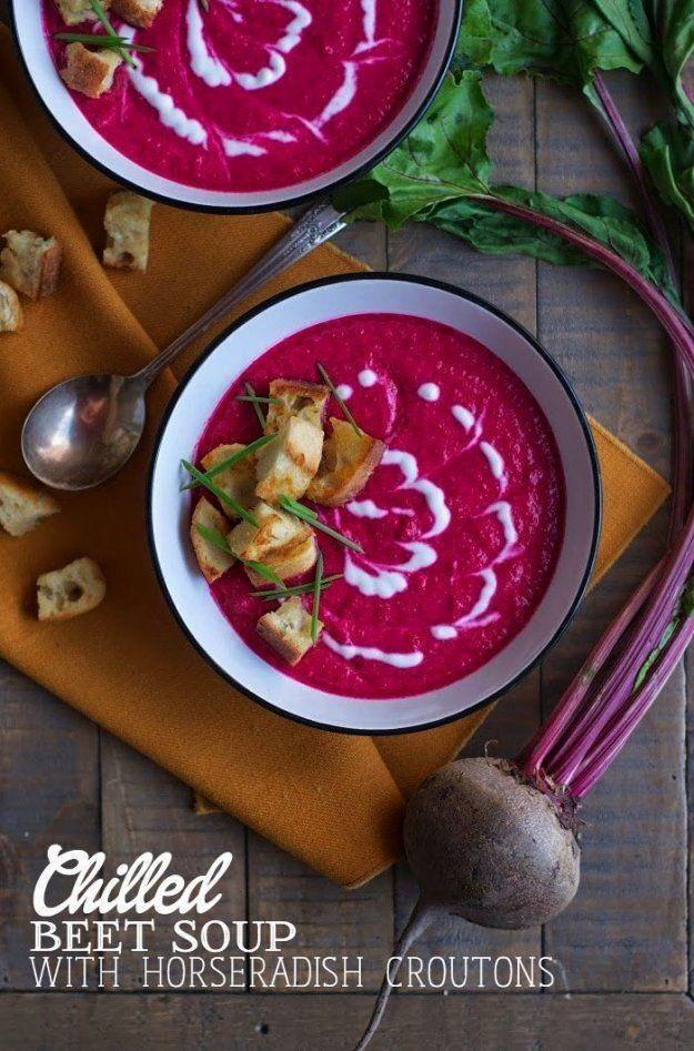 recettes de gaspacho appétissantes que vous ne croirez pas en bonne santéRecettes de gasp 21 recettes de gaspacho appétissantes que vous ne croirez p...