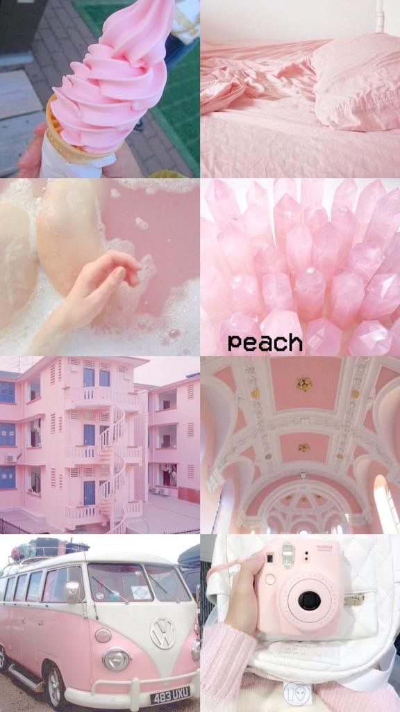 Aesthetic Image By Olivia Jay Anton Pink Wallpaper Iphone Pink