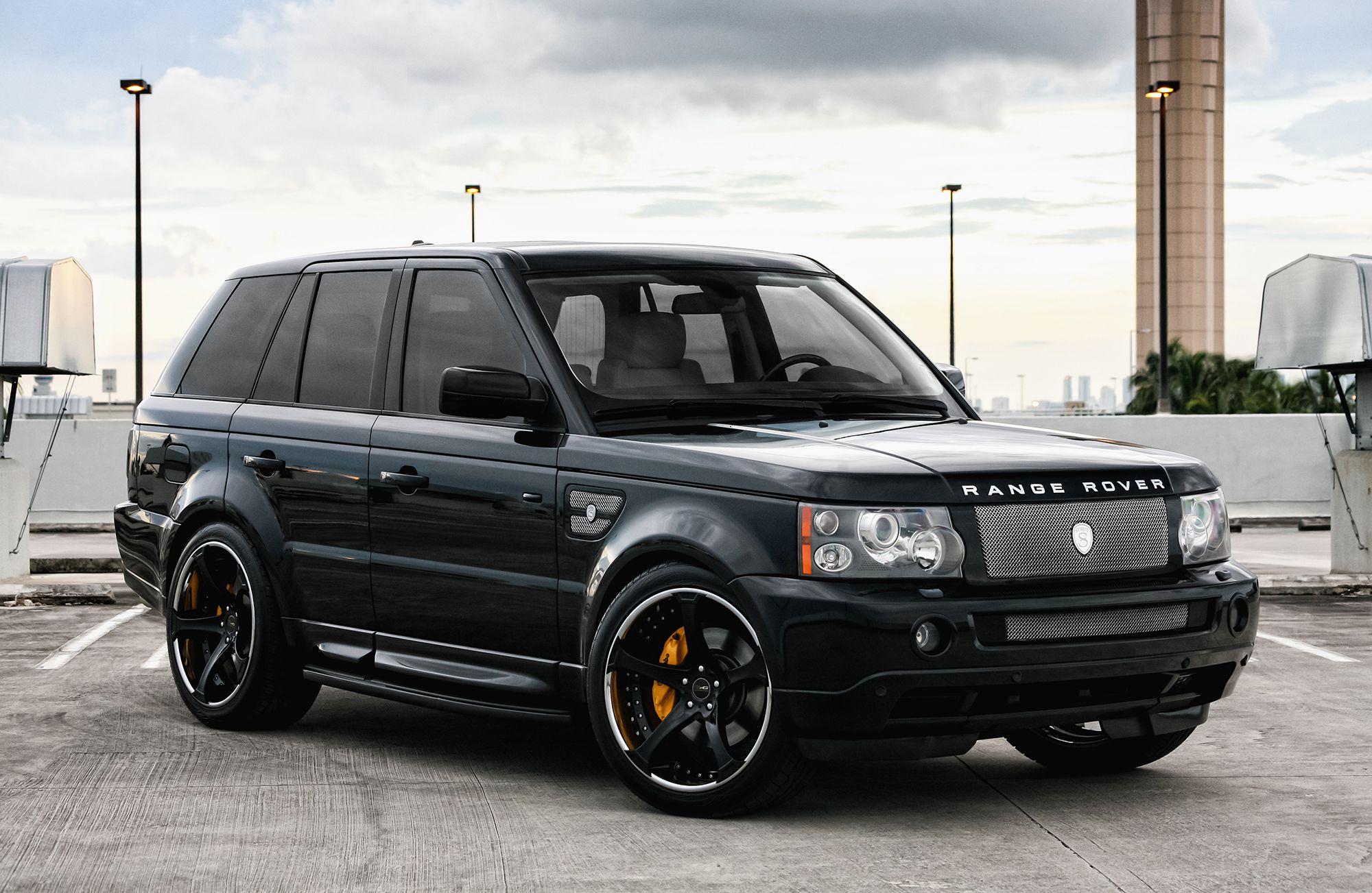 Range Rover Custom >> 2014 Range Rover Sport Supercharged Custom Customized Range Rover