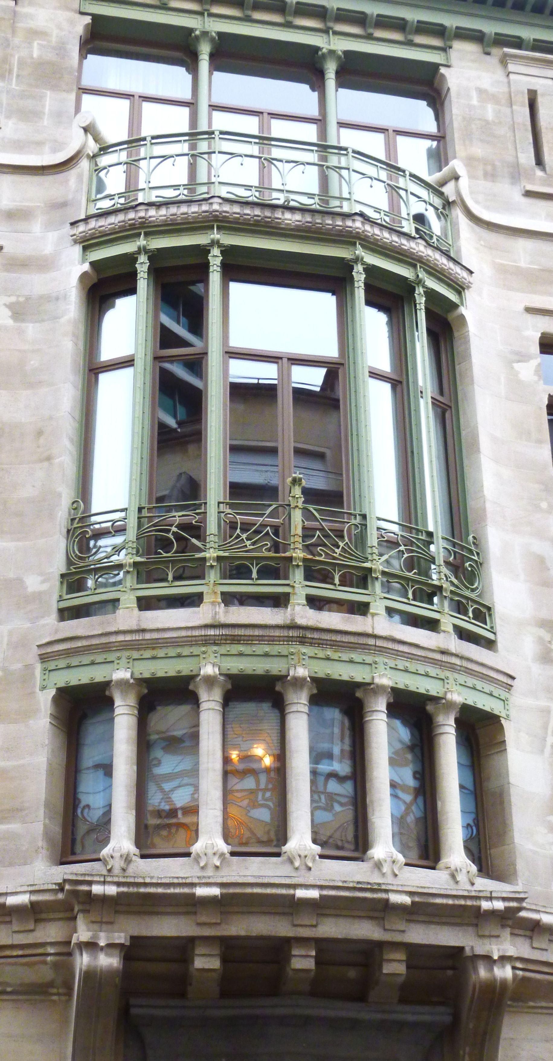 Htel Tassel 1892 1893 Victor Horta