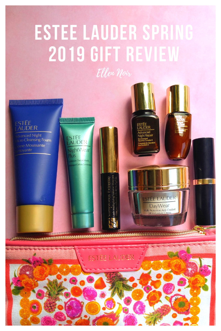 Estee Lauder Spring 2019 Gift Review (With images) Estee