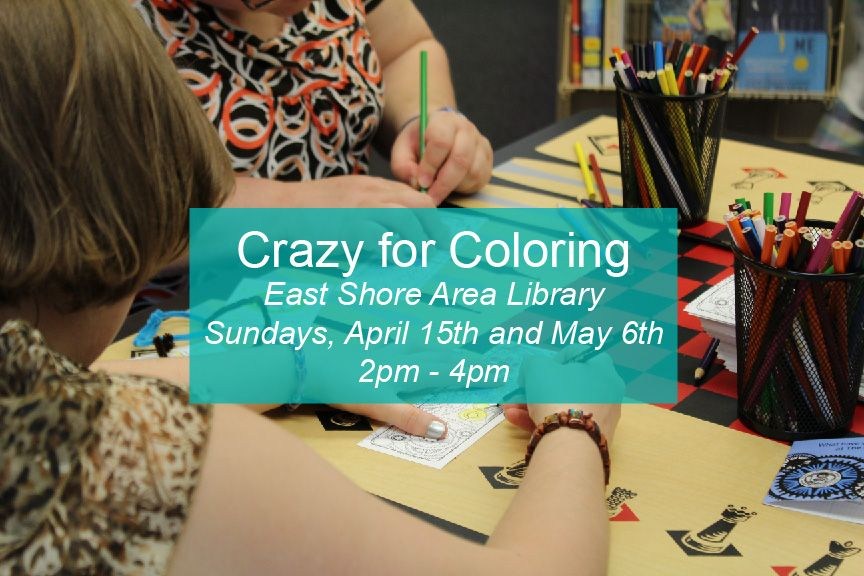 Coloring Generates Wellness Quietness And Stimulates Parts Of The Brain Related To Motor Skills The Senses And Creati Event Program Social Activities Event