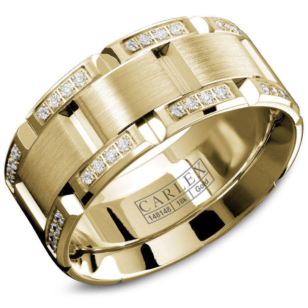 Luxury Rings G1 WB9152YS Rings for men, Mens band
