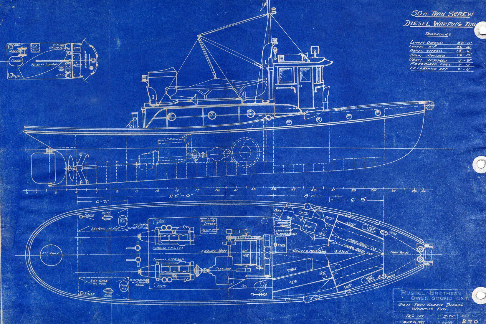 Blueprint boat wallpaper wall mural muralswallpaper design blueprint boat wallpaper wall mural muralswallpaper design services wall murals and walls malvernweather Images
