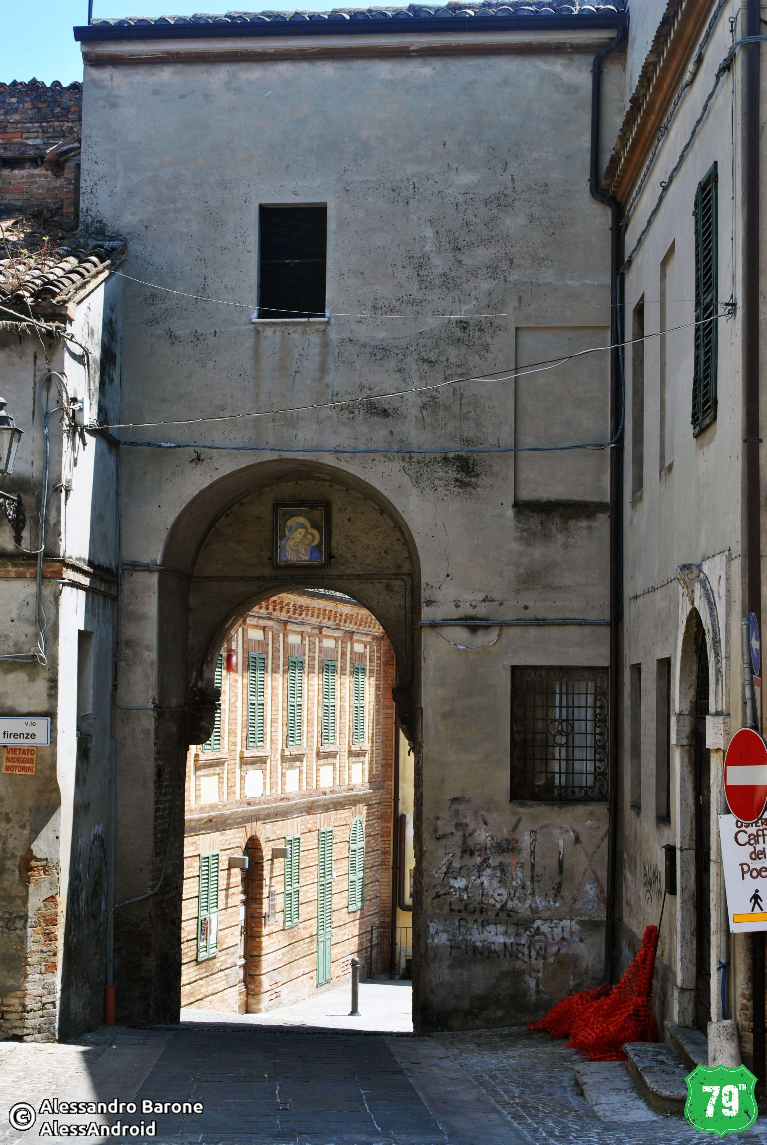 Palazzo Fiorani-Piacentini #SanBenedettoDelTronto #Marche #Italia #Italy #Viaggio #Viaggiare #Travel #AlwaysOnTheRoad