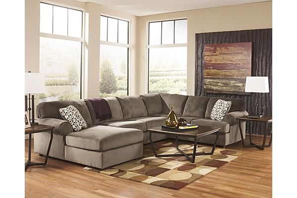 The Jessa Place 3 Piece Sectional From Ashley Furniture
