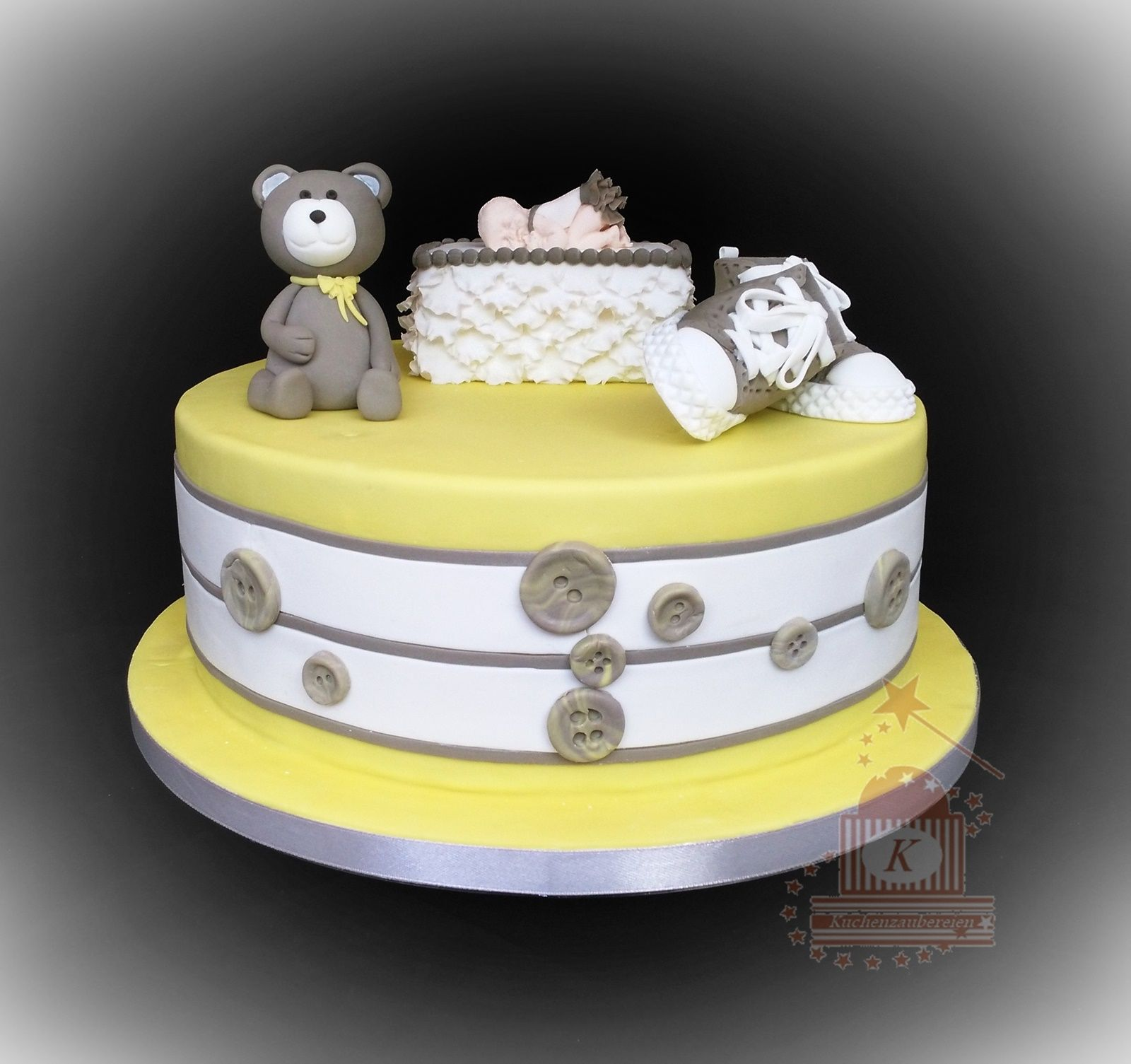 I´m pregnant cake