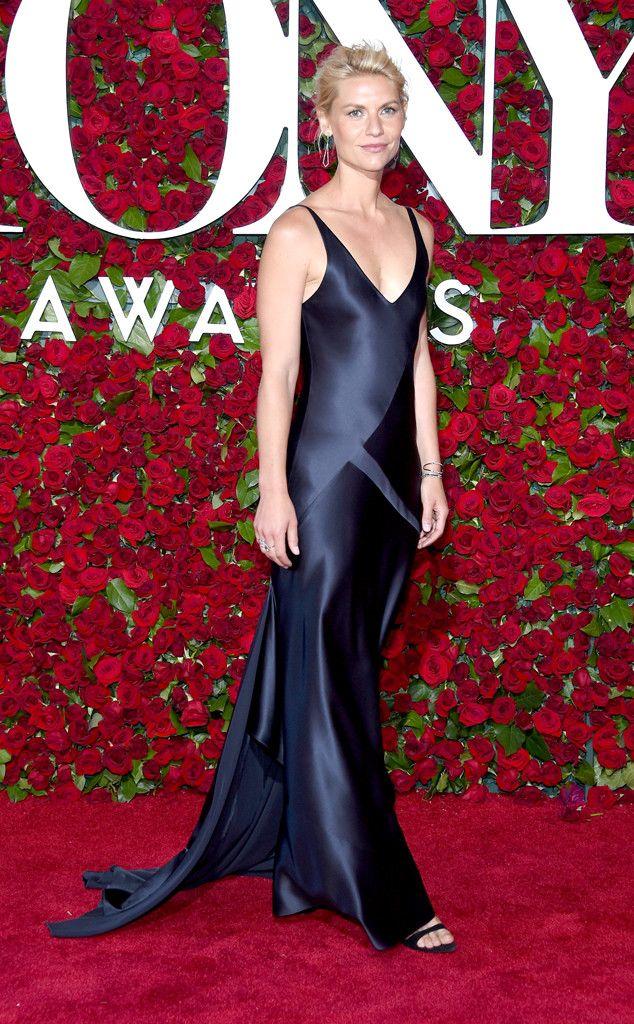 Claire Danes: Tony Awards 2016 Red Carpet Arrivals
