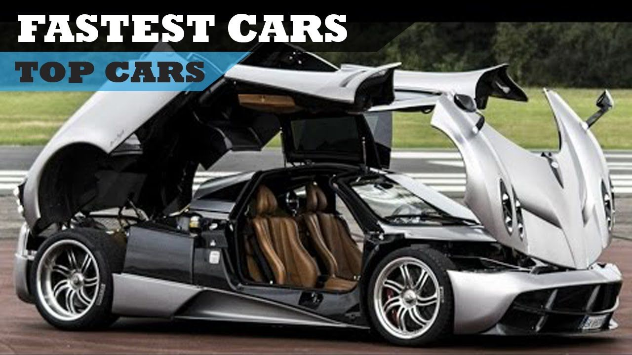 Top 10 des voitures les plus rapides dans le monde 2016  video