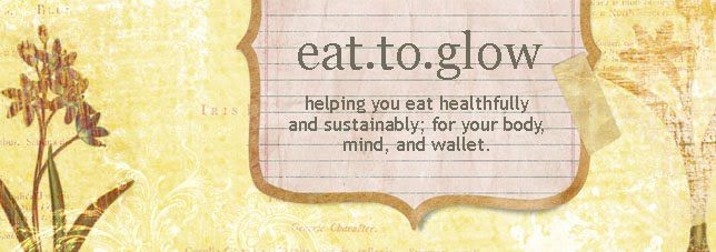 eat.to.glow home page