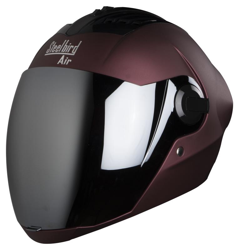 bae9a7d5cb27 SBA-2 MATT MAROON Motorbike Clothing, Cool Motorcycle Helmets, Cool  Motorcycles, Custom