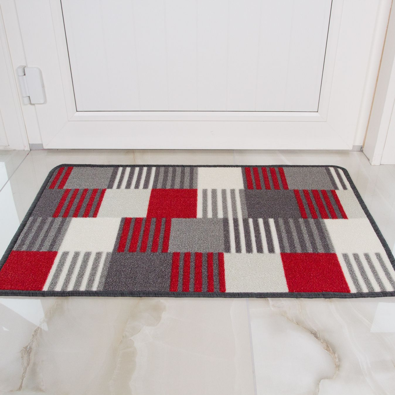 Clean Bath Mats With Rubber Backing