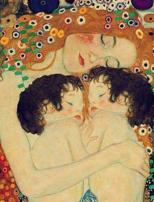 πίνακας ΓΙΟΡΤΗ ΜΗΤΕΡΑΣ Gustav Klimt, Τέχνη  <p/><a href=