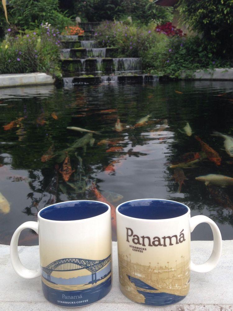 Panama City Panama New Starbucks Ceramic Coffee Mug from