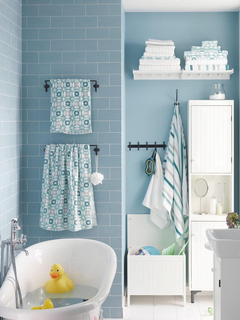 Detalles para el baño de los niños   Baños para niñas ...