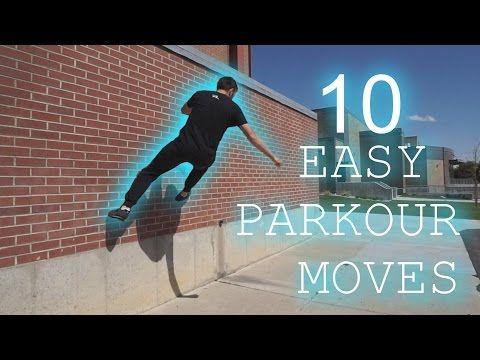 Parkour Strength Training for Beginners - ParkourEDU