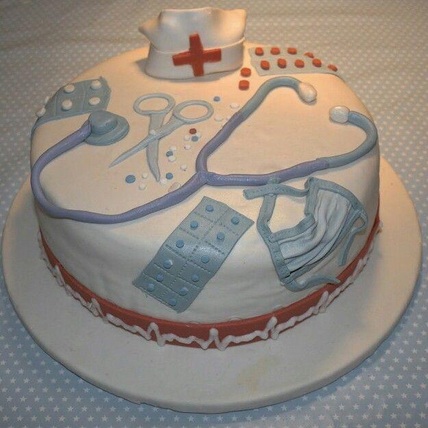 Sykepleierkake