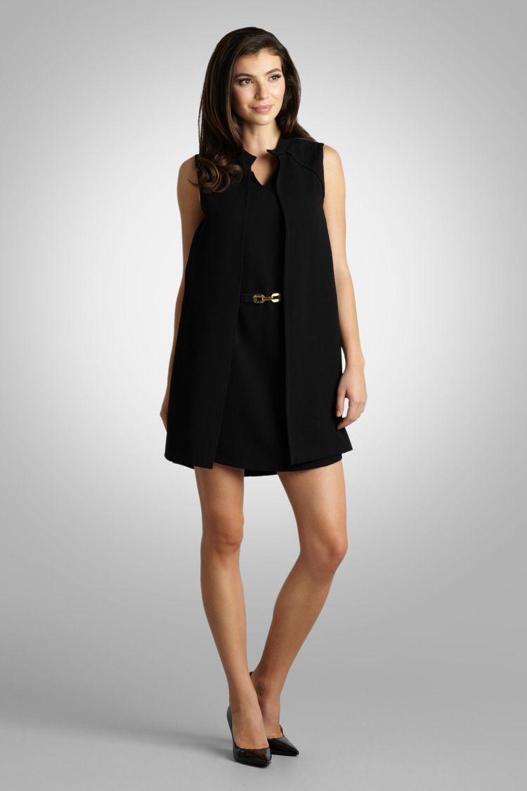 Faux Jacket Dress Faux Jacket Perfect Little Black Dress Jacket Dress [ 1125 x 750 Pixel ]
